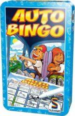Blauwe 999 Games reisspel Auto-Bingo junior