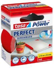 Tesa 56343-00038-02 Textieltape tesa Extra Power Rood (l x b) 2.75 m x 38 mm 1 rol/rollen