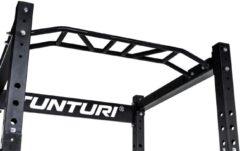 Zwarte Tunturi RC20 Crossfit Rek - Basis rek - Pull-up bar