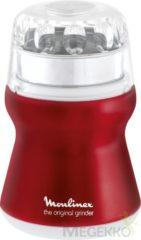 Rode Koffiemolen Moulinex AR1105 Rood (metallic) AR1105 Slagmessen