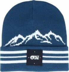 Blauwe Picture - Newton beanie - Petrol blue