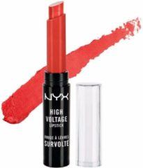 Rode NYX Professional Makeup NYX High Voltage Lipstick - 22 Rock Star