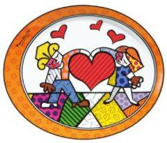 Heart Kids - Teller Artis Orbis Goebel Bunt