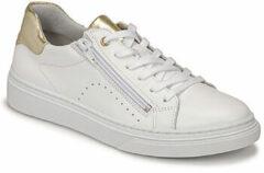 Bullboxer Sneakers AOP000E5L WHPNKB10 Wit-35