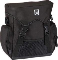 Willex Pakaftas Enkele Fietstas - 10 l - Zwart