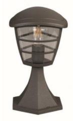 Grijze Luxform Tuinlamp Brussels 230 V antraciet LUX1604Z