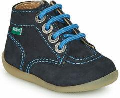 Blauwe Laarzen Kickers BONZIP-2
