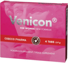 Venicon For Women Luststimulerende Tabletten