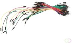 Velleman WJW009 Signaalkabel Zwart, Blauw, Groen, Oranje, Rood, Wit, Geel