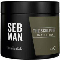Sebastian Professional SEB Man - The Sculptor - Matte Clay - 75 ml