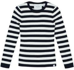 Donkerblauwe NIK & NIK NIK & NIK Shirt Jolie Top G 7-215