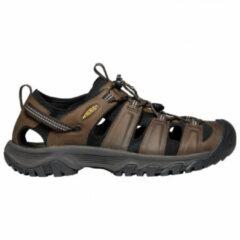 Keen - Targhee III Sandal - Sandalen maat 12, zwart/bruin