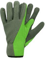 Groene TalenTools Werkhandschoenen micro fiber XL