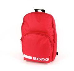 Rode Bjorn Borg Björn Borg Base Line Backpack rugzak M rood
