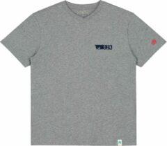 Grijze Blue Barn Jeans Slank Zomer 2020 Jongens T-shirt Maat 116