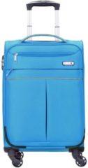 Travel Line 6754 4-Rollen Kabinentrolley 55 cm D&N blau