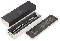 Parker balpen Vector, medium, in giftbox, zwart