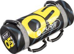 Pure2Improve Powerbag - zwart/geel/grijs