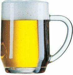 Transparante Sokken Fabriek Bock haworth bierglas 56cl 24 stuks