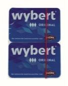 Wybert Original duo 2 x 25 gram 2x25 Gram