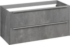 Saniselect Socan Onderkast 120x50,5x60 cm Beton Grijs
