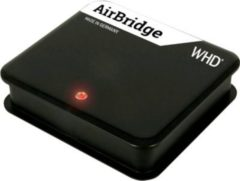 Huber + Söhne WHD Airbridge Tune sw - WLAN-Audioempfänger Internetradio-Funkt. Airbridge Tune sw