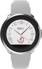 MYKRONOZ ZeRound Smartwatch silber-weiss