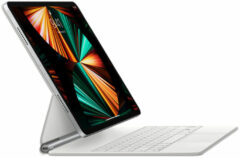 Apple MJQL3N/A toetsenbord voor mobiel apparaat Wit QWERTY Nederlands
