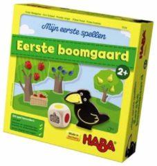 Haba Spel - Mijn eerste spel - Eerste Boomgaard (Nederlands) = Duits 4655 - Frans 3592