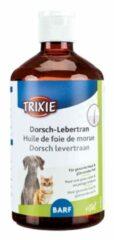 Trixie dorslevertraan hond / kat 500 ML