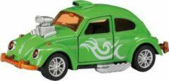 Toi Toys BV Hot Rod Kever Beetle Metal (Groen) Toi-Toys 13 cm - Modelauto - Schaalmodel - Model auto