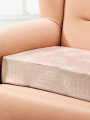 Garantia Comfortabele zitkussen, met wijnrank motief