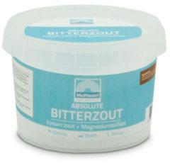 Mattisson Bitterzout epsom zout magnesiumsulfaat 275 Gram