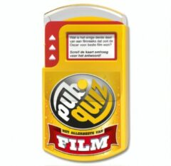 Gele Nova Carta quizspel PubQuiz: Film