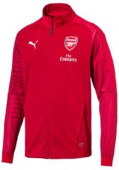 Trainingsjacke FC Arsenal mit gemustertem Ärmeln Puma Chili Pepper