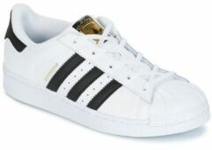 Witte Lage Sneakers adidas SUPERSTAR