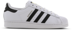 Witte Adidas Superstar Heren Sneakers - Cloud White/Core Black/Cloud White - Maat 42 2/3