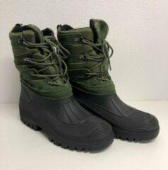 Chamonix heren snowboots zwart-groen maat 40