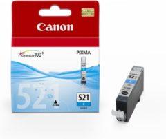 Inktweb huismerk Canon CLI-521C - Inktcartridge / Cyaan