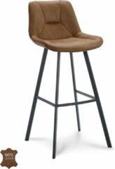 Happy Chairs - Barkruk Hugo ZH80 - Bull Camel