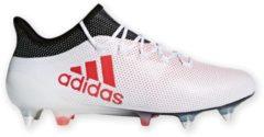 Fußballschuhe X 17.1 SG mit Stollen-Sohle S82314 adidas performance FTWWHT/REACOR/CBLACK