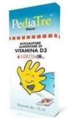 Pediatre Vitamina D3 7 ML Integratore alimentare PEDIATRICA SPECIALIST