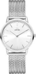 Zilveren Danish Design watches edelstalen dameshorloge Akilia Silver Mesh Medium IV62Q1251