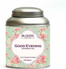 BLOOSS coffee Good Evening | rooibos | losse thee | 100g | in theeblik