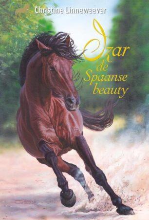 Afbeelding van Ons Magazijn Gouden paarden - Gouden paarden. Izar, de Spaanse beauty