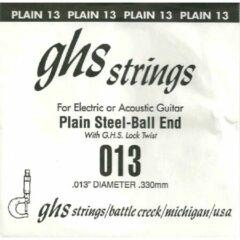 GHS .013 snaar voor elektrische gitaar