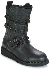 Zwarte Snowboots Mimmu BELLA