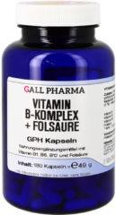 Vitamin B Komplex+Folsäure GPH Kapseln