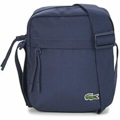 Lacoste Men Vertical Camera Bag peacoat Herentas