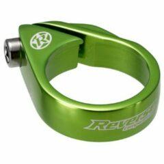 Reverse - Sattelschelle Bolt Clamp Ø 34,9 mm groen